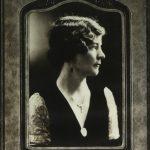 Diane Dionne, mère de René Lévesque, vers 1920