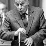 René Lévesque à l'Assemblée Nationale : la volonté de convaincre.