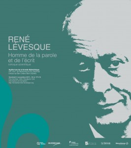 Affiche du Colloque de 2011