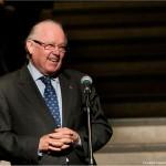 Monsieur Bernard Landry, ancien Premier ministre, évoque un souvenir personnel à propos de René Lévesque.